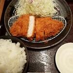 とんかつ和幸 - ロースカツ御膳1188円