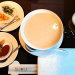 青冥 - 生ビール小¥550 白粥¥800
