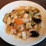 青冥 - 八宝炒麺¥1200