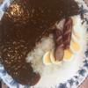 カレーハウス あ! - 料理写真:普通のカレーにウインナーとゆで卵トッピング!