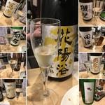 サケラボトーキョー - 日本酒飲み比べ