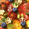 Berry's Life - 料理写真:ベリーのサラダ(6月中旬~8月上旬)