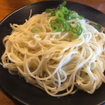 水田商店 - 替え玉。お昼は1玉無料サービスでした。