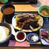 かどで家 - 料理写真:煮魚ランチ 1,100円