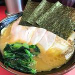 68045949 - チャーシュー麺麺硬めコール