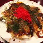 広島っ子 - お好み焼そば肉玉