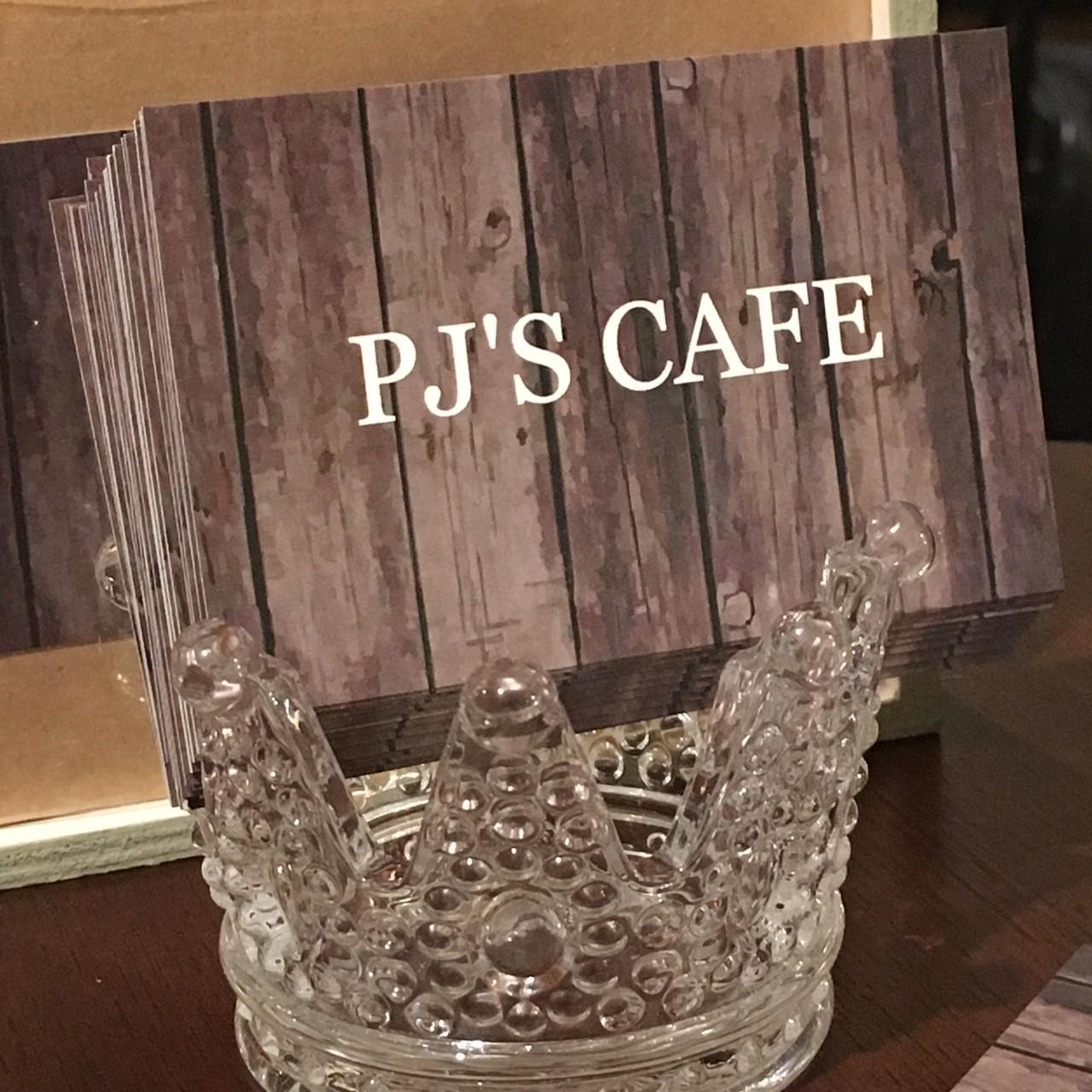 ピージェイズカフェ