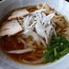Shinasobamusouan - 料理写真:魚貝そば