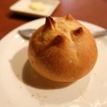 ビストロ クレール - 自家製パン