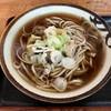 鳥乃家 三船峰延 - 料理写真:盛りの良いお蕎麦です。