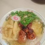 喜怒哀楽 - 鶏塩ラーメン?¥610