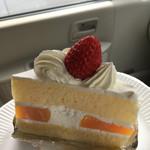 フレンドール - ショートケーキと