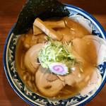 中華そば 味万 - 料理写真:チャーシューメン大盛り 1200円