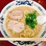 らーめん八 - 『ラーメン』様(500円)