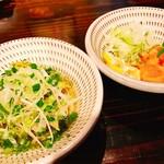 とりまぶし - ○イカ明太&鶏皮酢様(2人前)