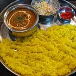 印度れすとらん カシミール - チキンカリー