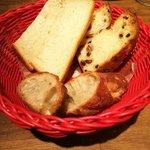 Megurofuratto - お通しのパン