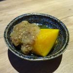 天ぷら海鮮友福 - お通し