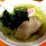 中華コナン - 料理写真:ミニかつ丼セット(塩ラーメン)!