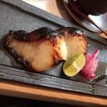 和食 直 - ギンポウの西京焼き