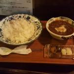 茶豆 - キーマカレー