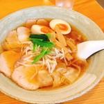 68071144 - チャーシューワンタン麺