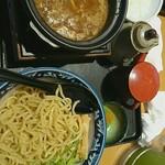 一刻魁堂 - 料理写真:つけ麺780円 美味しい