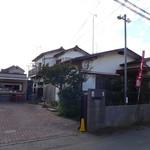車のやきそば屋 - 県道・我孫子~関宿線からちょっとだけ住宅街へ入ります