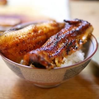かぶと - 料理写真:鰻丼