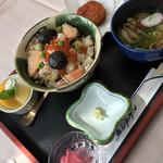 アウラ - 海鮮丼御膳