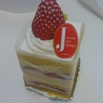 パティシェ ジュン ホンマ - ショートケーキ