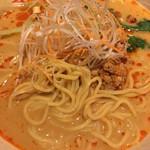 龍福小籠堂 - 担々麺(´∀`)☆★恒例☆麺ミセ♫★☆