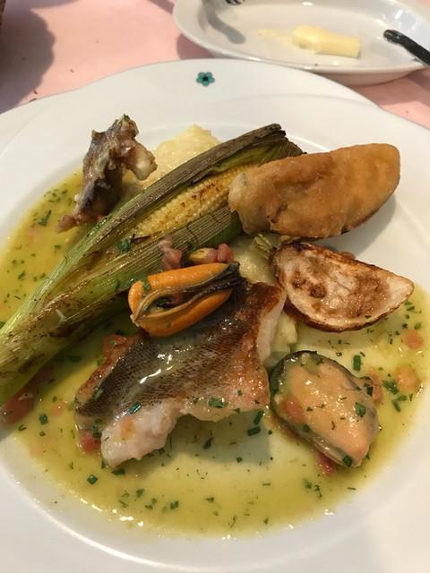 ラブレー - 今週の鮮魚(アップバージョン)。