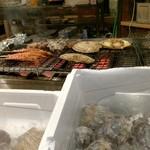 日本鮮魚甲殻類同好会 - 通りすがりにふわりと誘われ。