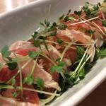 よろず屋 魚之介 - 香草サラダ