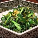 蓮香 - 滇式韮菜(雲南式ニラミント自家製酸筍味)