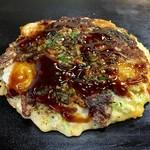 みち - 料理写真:牛肉焼き(*゚∀゚*)うまー