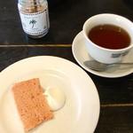 RIGOLETTO SHORT HILLS - 本日のデザート&紅茶・オーガニックシュガーが嬉しい♪