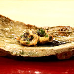 松弥 - 舞鶴のとり貝と肝