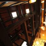 高野麦酒店takanoya - 天窓