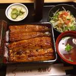 うなぎ処 高はし - 料理写真: