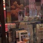 Bar de Ollaria - お願いしてシェリーを注いで貰いました。