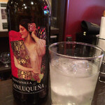 Bar de Ollaria - トニックで割ったシェリーが美味しい!