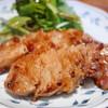 葉地 - 料理写真:福豚ロース酒粕漬け
