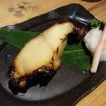 五郎 - 料理写真:◎自家製銀だら西京焼 800円
