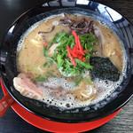 麺屋 豚丸 - 黒ラーメン