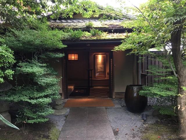 THE SODOH HIGASHIYAMA KYOTO - お屋敷の玄関へ