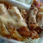 くいしんぼ 如月桟橋店 - 料理写真:チキン南蛮BIG♪