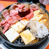 米久本店 - 料理写真:すき焼き