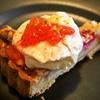 アカツキコーヒー - 料理写真:いちごのベイクドタルト
